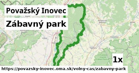 ilustračný obrázok k Zábavný park, Považský Inovec