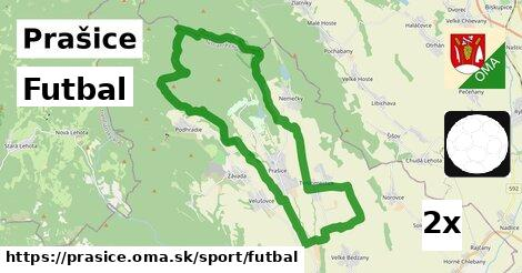 futbal v Prašice