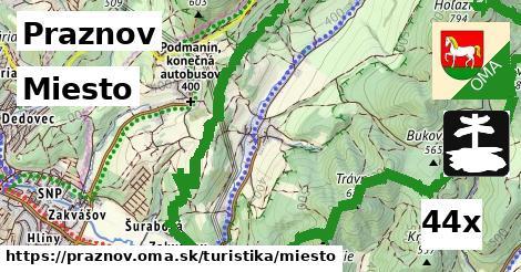 ilustračný obrázok k Miesto, Praznov
