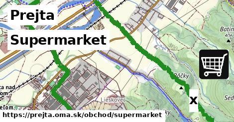 supermarket v Prejta