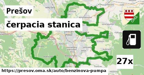 ilustračný obrázok k čerpacia stanica, Prešov