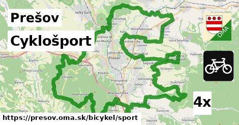 Cyklošport, Prešov