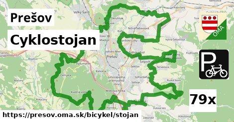 Cyklostojan, Prešov