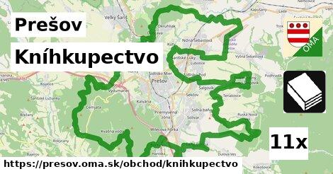 Kníhkupectvo, Prešov