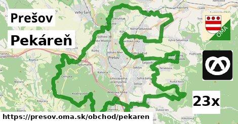 Pekáreň, Prešov