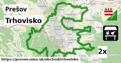 Trhovisko, Prešov