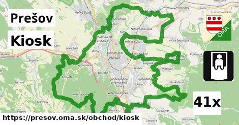 ilustračný obrázok k Kiosk, Prešov