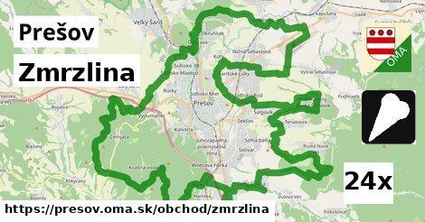 ilustračný obrázok k Zmrzlina, Prešov