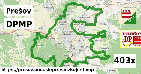 ilustračný obrázok k DPMP, Prešov