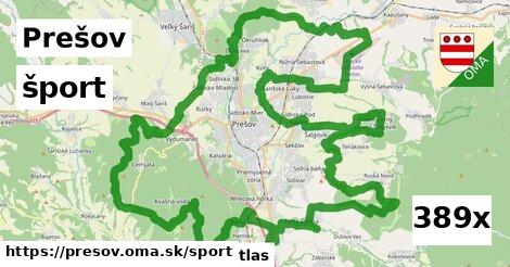 šport v Prešov