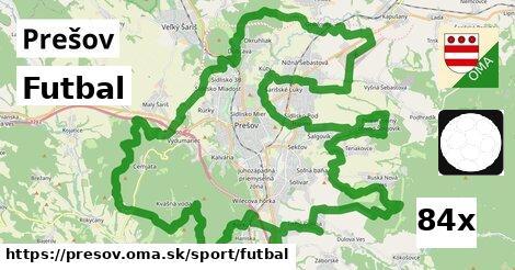 ilustračný obrázok k Futbal, Prešov