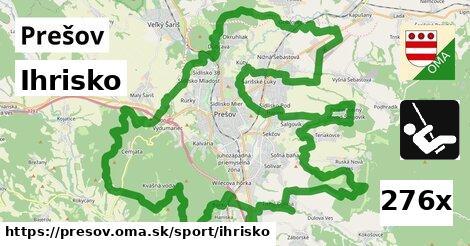 ilustračný obrázok k Ihrisko, Prešov