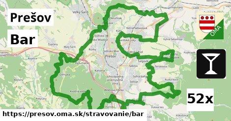 Bar, Prešov