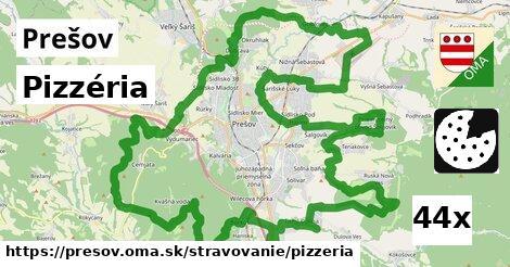 ilustračný obrázok k Pizzéria, Prešov