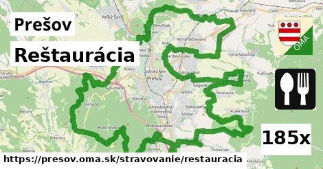 ilustračný obrázok k Reštaurácia, Prešov