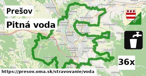ilustračný obrázok k Pitná voda, Prešov
