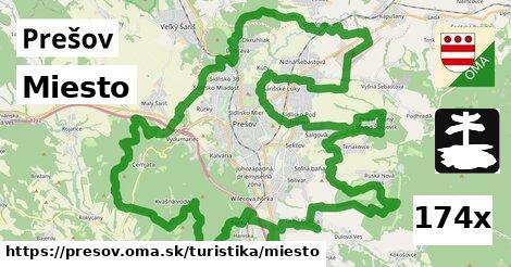 Miesto, Prešov