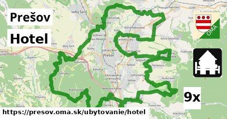 Hotel, Prešov
