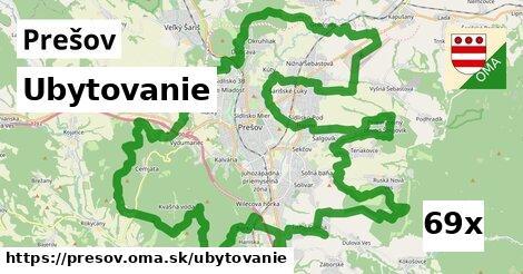 ubytovanie v Prešov