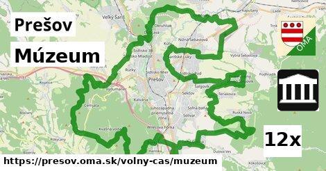 Múzeum, Prešov
