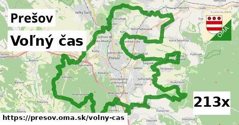 voľný čas v Prešov