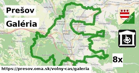 ilustračný obrázok k Galéria, Prešov