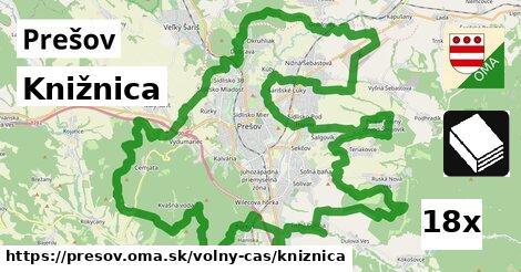 ilustračný obrázok k Knižnica, Prešov