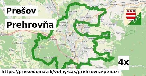 ilustračný obrázok k Prehrovňa, Prešov