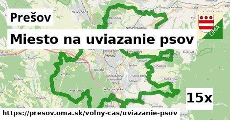 ilustračný obrázok k Miesto na uviazanie psov, Prešov