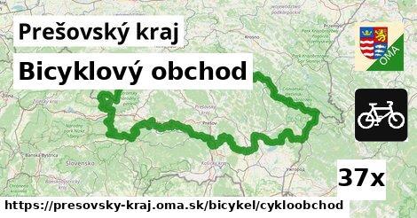 ilustračný obrázok k Bicyklový obchod, Prešovský kraj