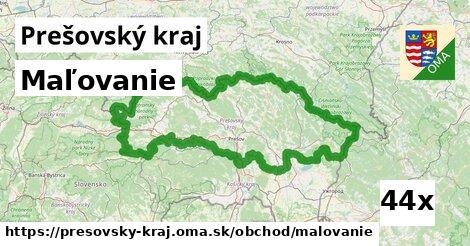 maľovanie v Prešovský kraj