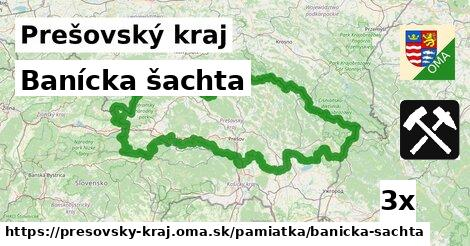 ilustračný obrázok k Banícka šachta, Prešovský kraj
