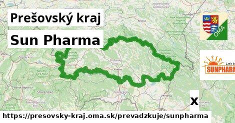 Sun Pharma v Prešovský kraj