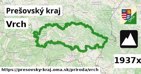 vrch v Prešovský kraj