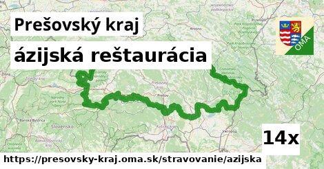 ilustračný obrázok k ázijská reštaurácia, Prešovský kraj