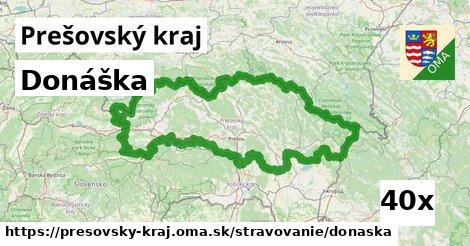 ilustračný obrázok k Donáška, Prešovský kraj