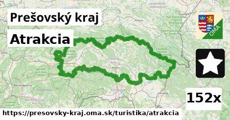ilustračný obrázok k Atrakcia, Prešovský kraj