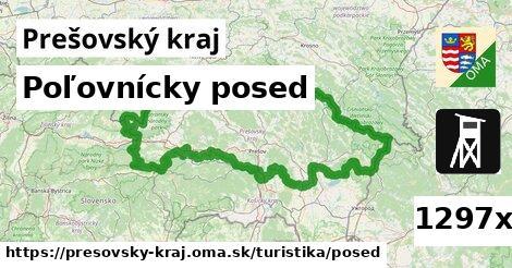 poľovnícky posed v Prešovský kraj