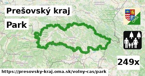 park v Prešovský kraj