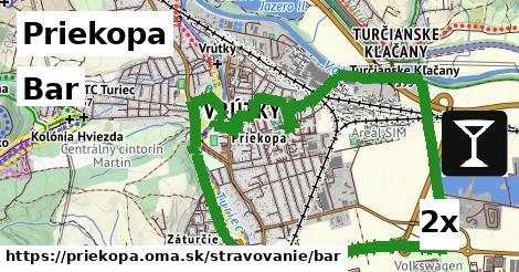bar v Priekopa