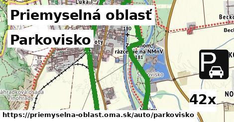 ilustračný obrázok k Parkovisko, Priemyselná oblasť