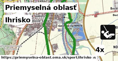 ilustračný obrázok k Ihrisko, Priemyselná oblasť