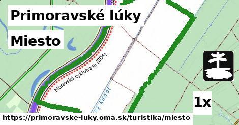 miesto v Primoravské lúky