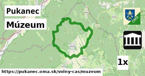 múzeum v Pukanec