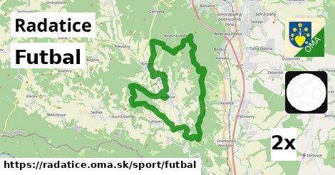futbal v Radatice