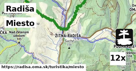 ilustračný obrázok k Miesto, Radiša