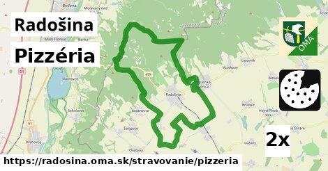 ilustračný obrázok k Pizzéria, Radošina