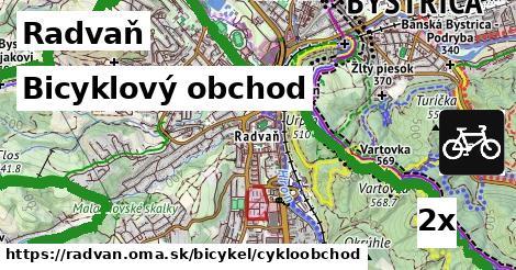 bicyklový obchod v Radvaň