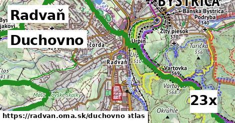 duchovno v Radvaň