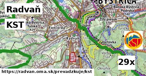 KST v Radvaň